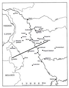 Verbreitungsgebiet der Grillage